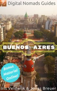 Buenos Aires Digital Nomads Guides book cover congreso argentina