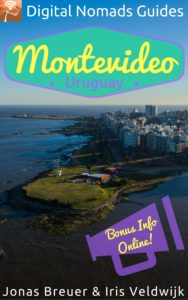 montevideo uruguay cover ebook digital nomads guides j rené rivas ortega
