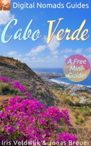 Cabo Verde Digital Nomads Guides cover DNG remote work cape verde praia mindelo