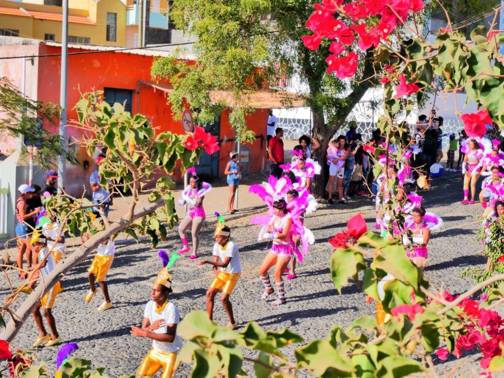 Carneval in Cabo Verde
