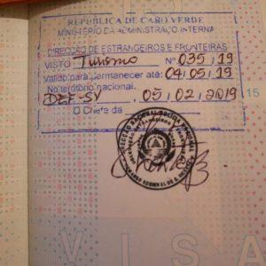 Visa Cabo Verde